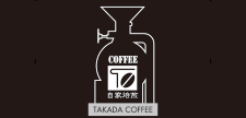 タカダコーヒー ロゴ